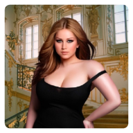 Curvy Virtual Girlfriend (Texting App Game) APK