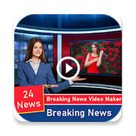 Breaking News Photo Editor And Video Maker APK