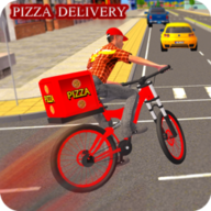 BMX Bicycle Pizza Delivery Boy 2019 APK