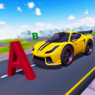 Kids Car Crushing Alphabets APK