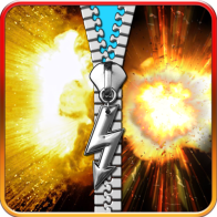 Explosion lock screen APK