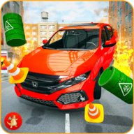 Civic X: Crash Drive APK