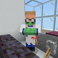 Find the Button for Minecraft pe APK