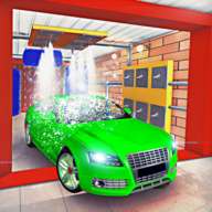 Car Wash Games: City Car Wash Parking Free Games APK